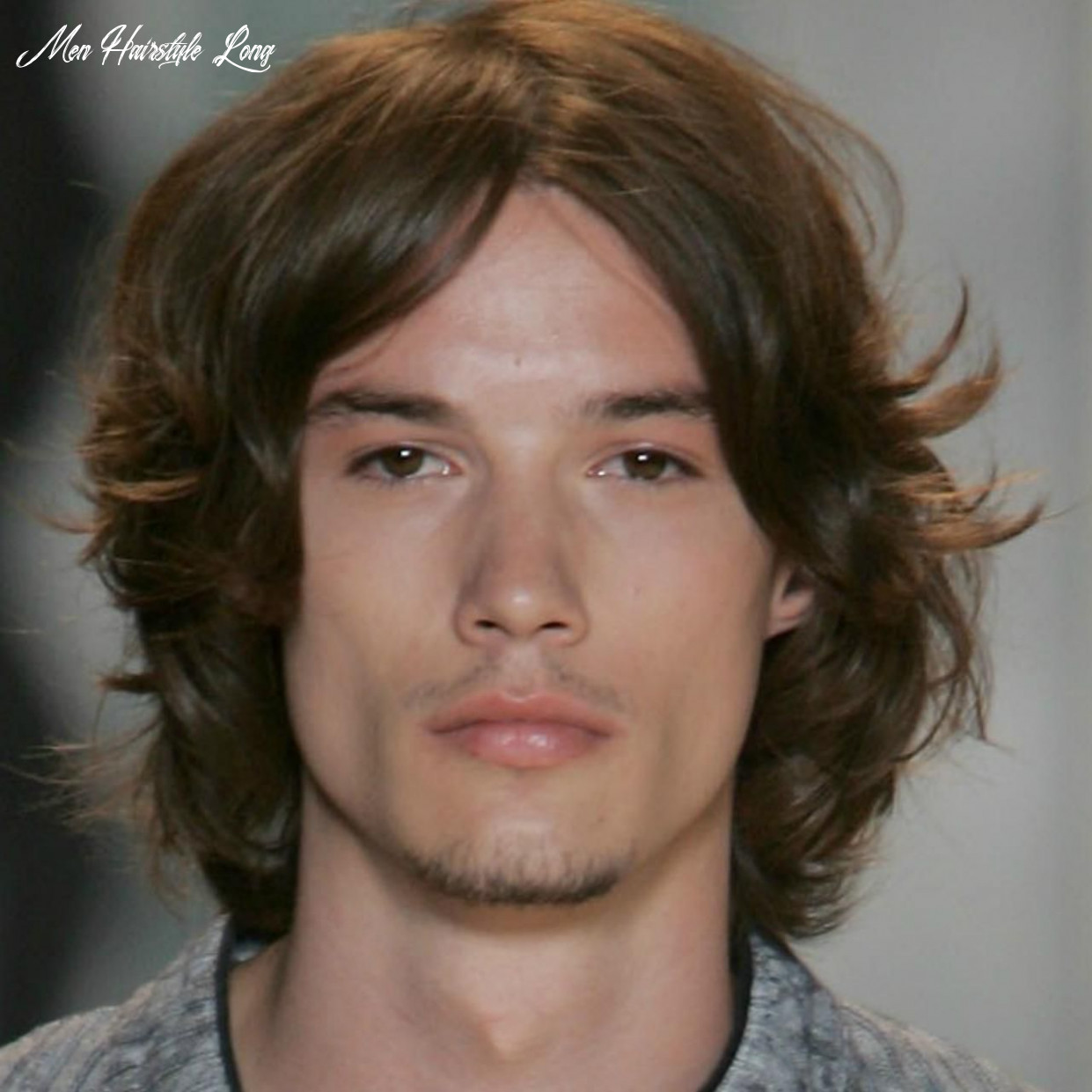 Long hairstyles for men picture gallery men hairstyle long