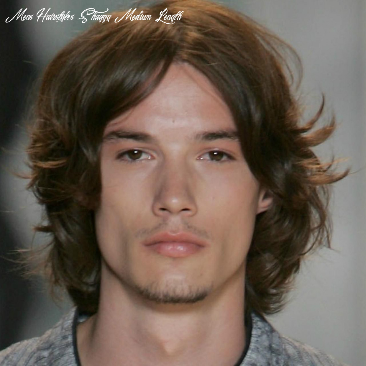 Long hairstyles for men picture gallery mens hairstyles shaggy medium length