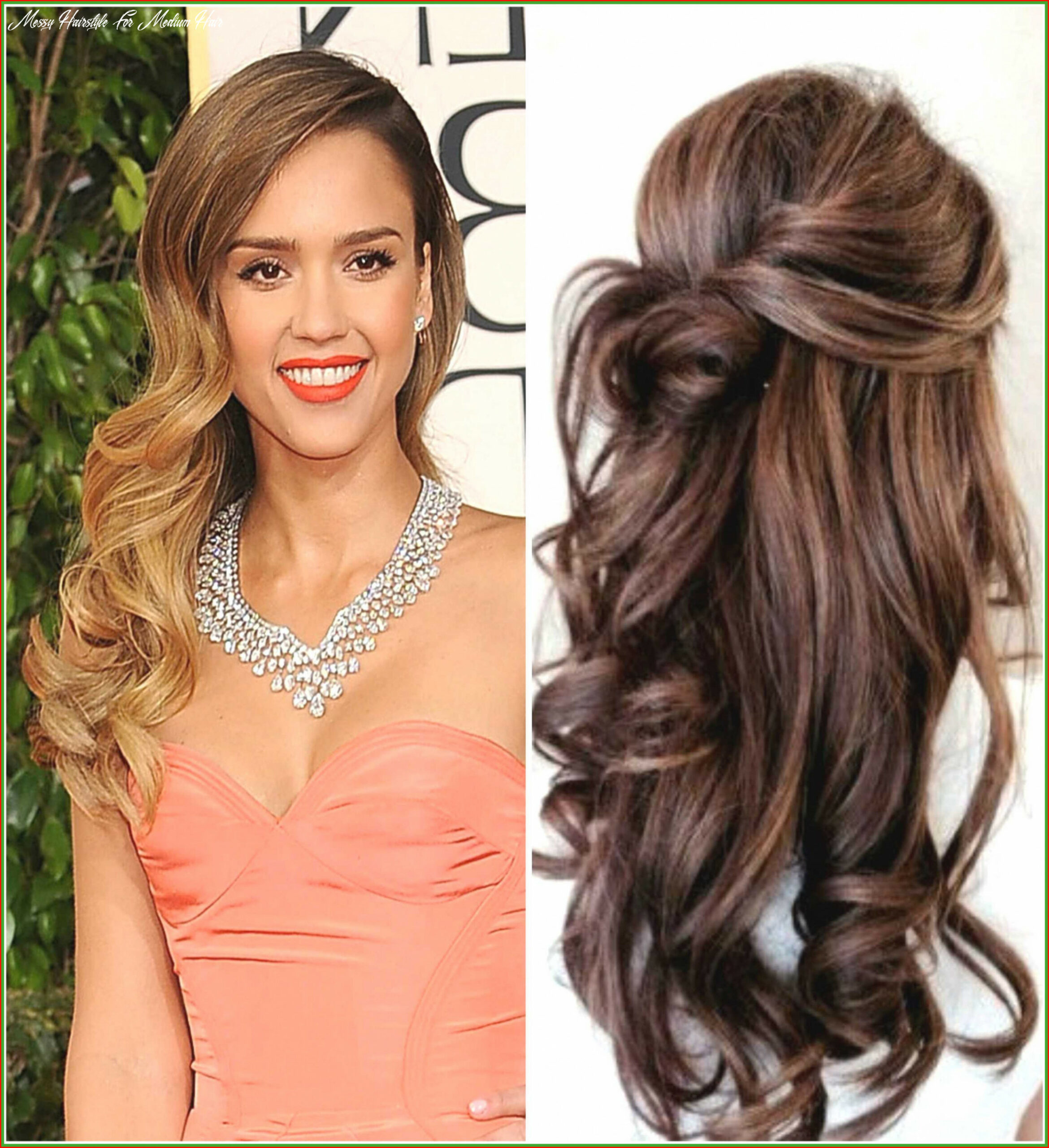 Luxury messy hairstyles for long hair collection of long