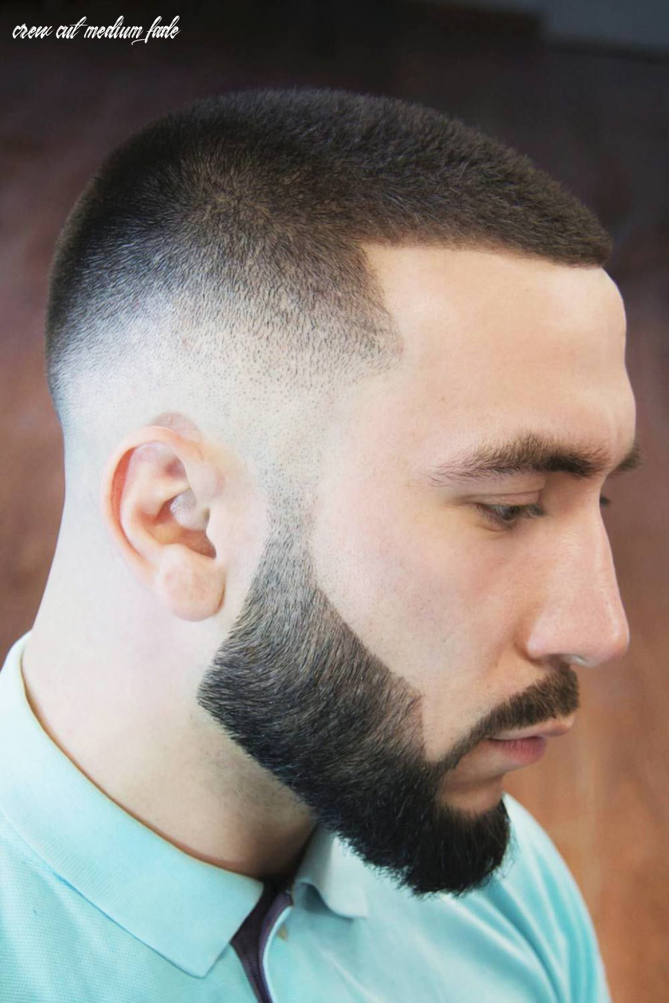Mid fade haircuts and how to wear them today in 11   fade
