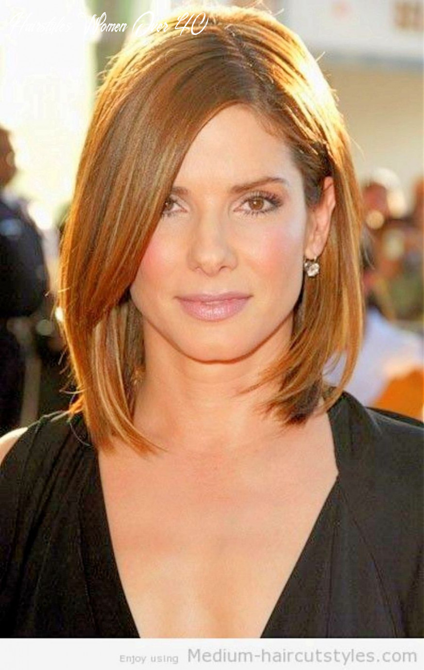Photo: hairstyles for women over 11 with round face best