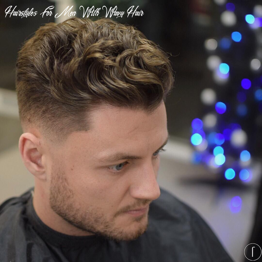 Pin em men hairstyles hairstyles for men with wavy hair