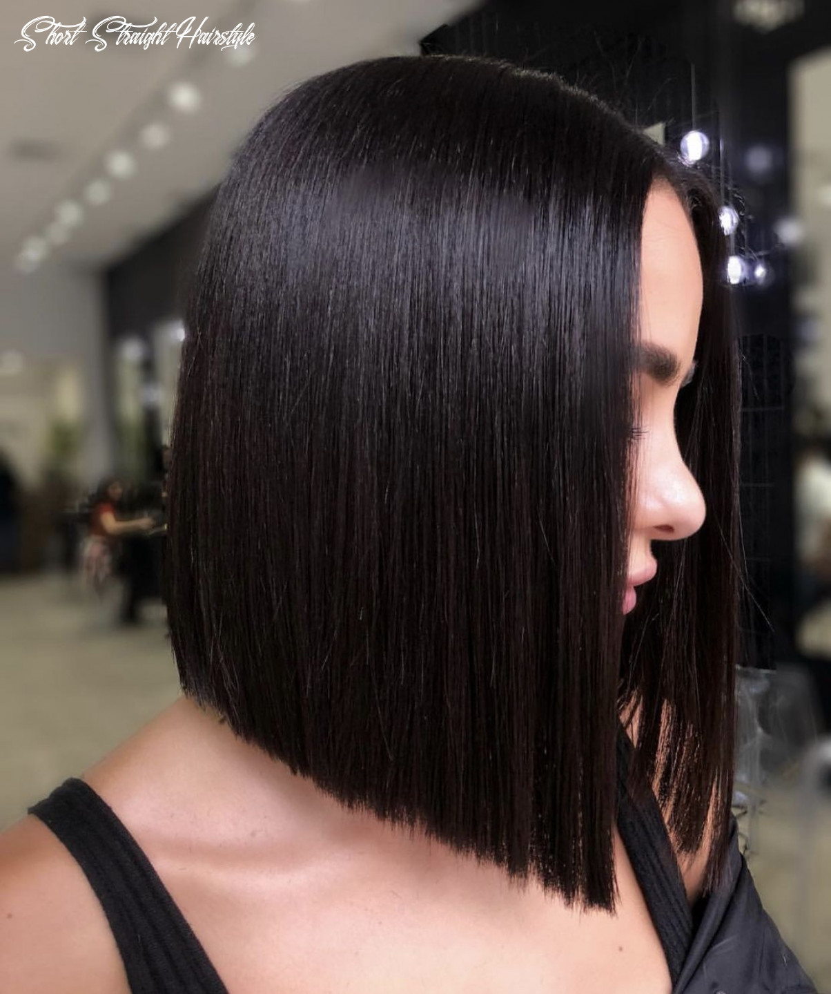 Pin on hair short straight hairstyle