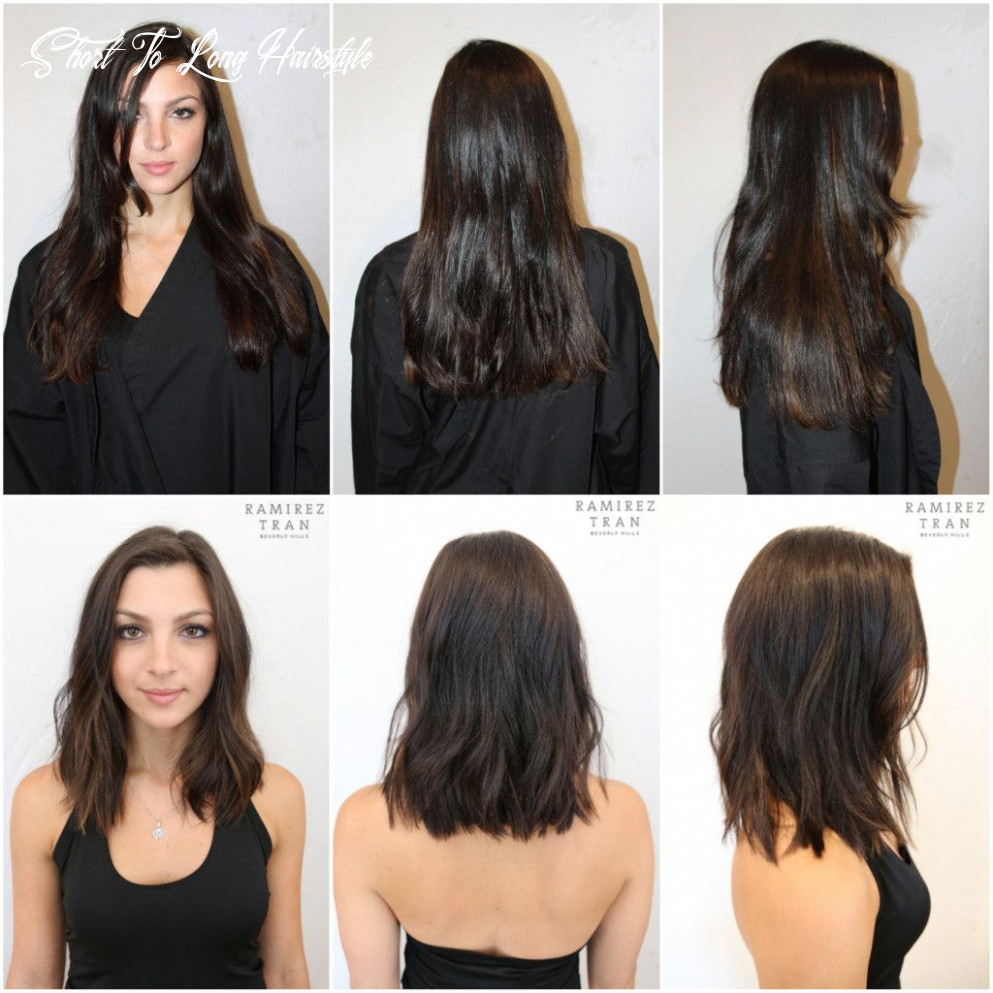 Pin on hair short to long hairstyle