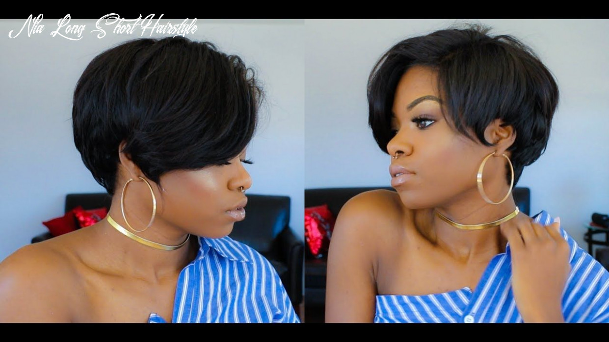 Pin on hair styles nia long short hairstyle