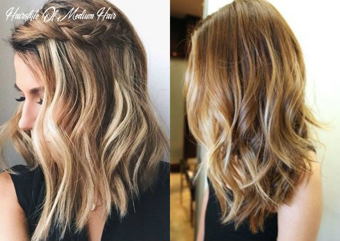 Pin on hairstyles hairstyle of medium hair