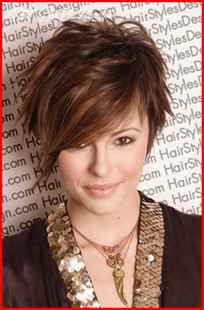 Pin on hairstyles short step cut hairstyle