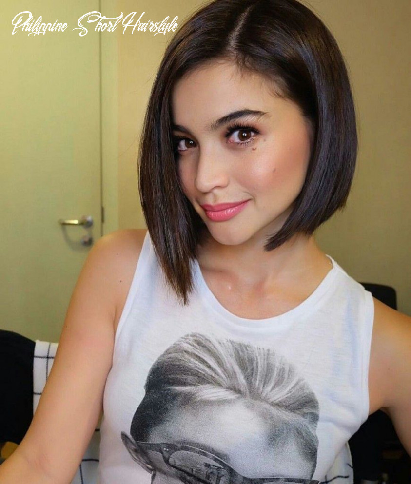 Pin on my style philippine short hairstyle