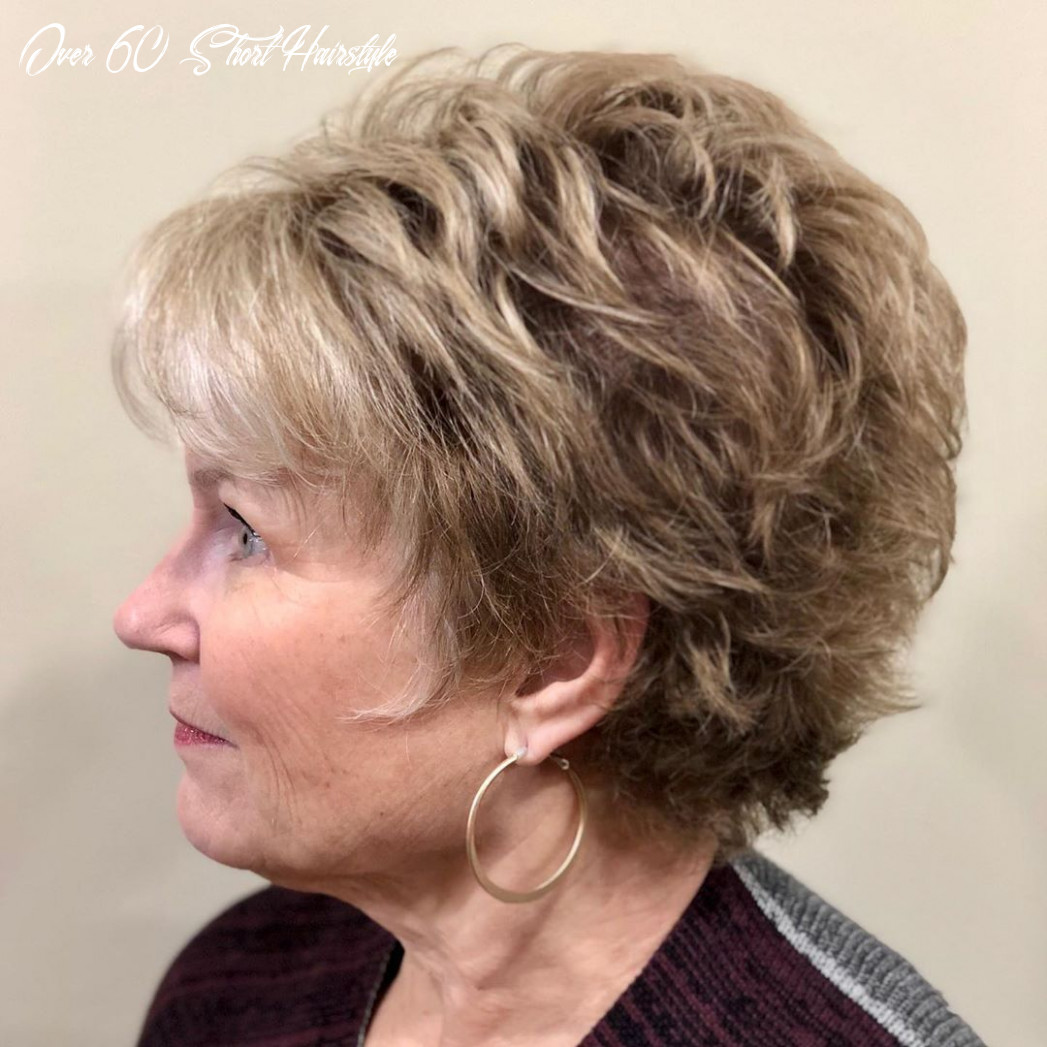 Pin on style over 60 short hairstyle