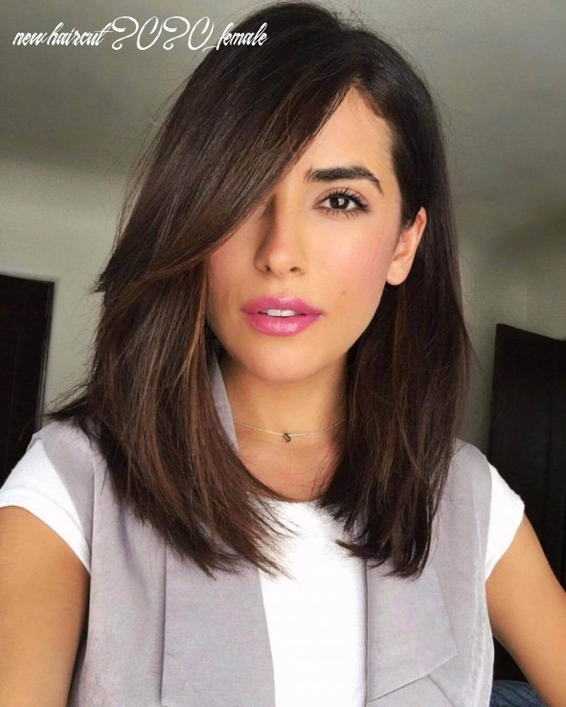 Pin on womens hairstyles 12 new haircut 2020 female