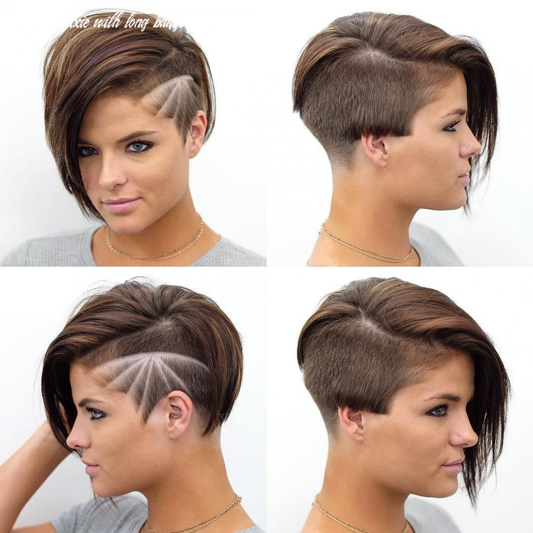 Pixie haircuts with bangs 8 terrific tapers | undercut