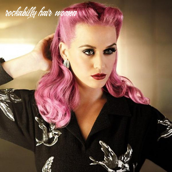 Rockabilly hairstyles for women 11 • your hair club rockabilly hair women