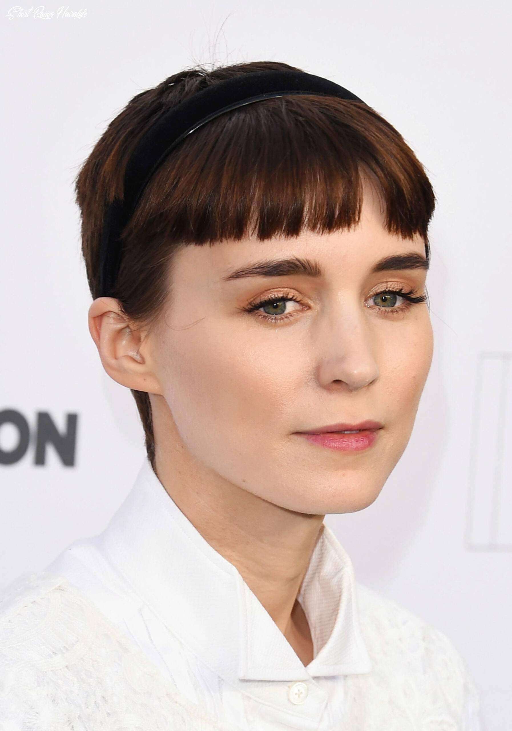 Short bangs: how to get in on the trend | all things hair short bangs hairstyle