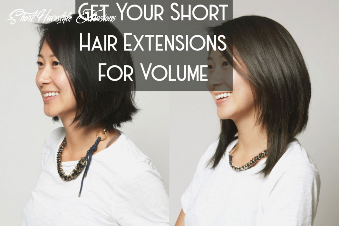 Short hair extensions archives corine hair and beauty short hairstyle extensions