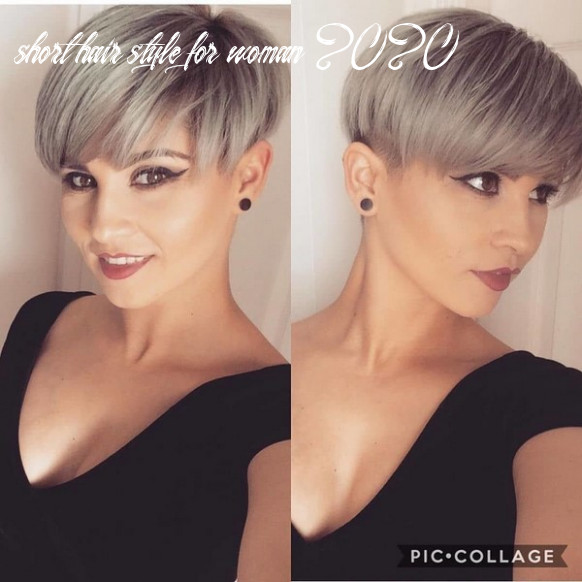 Short hair will be favorite style for 11 * short hair style for woman 2020