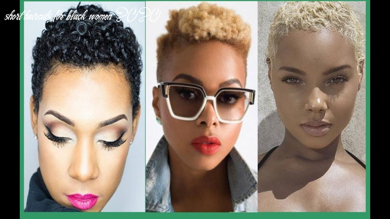 Short haircut hairstyles for black women 11/11 amazing