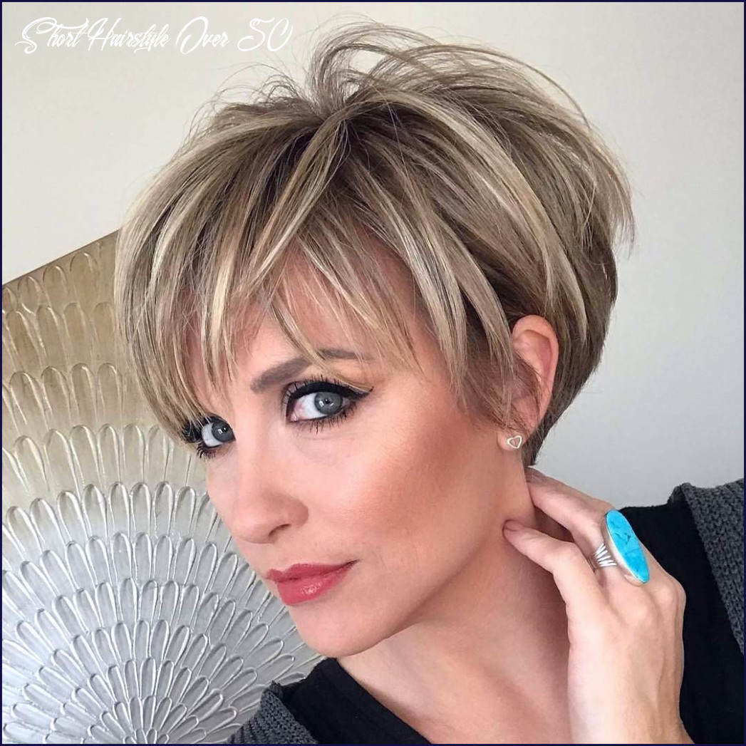 Short hairstyles for over 9 inspirational short hairstyles for
