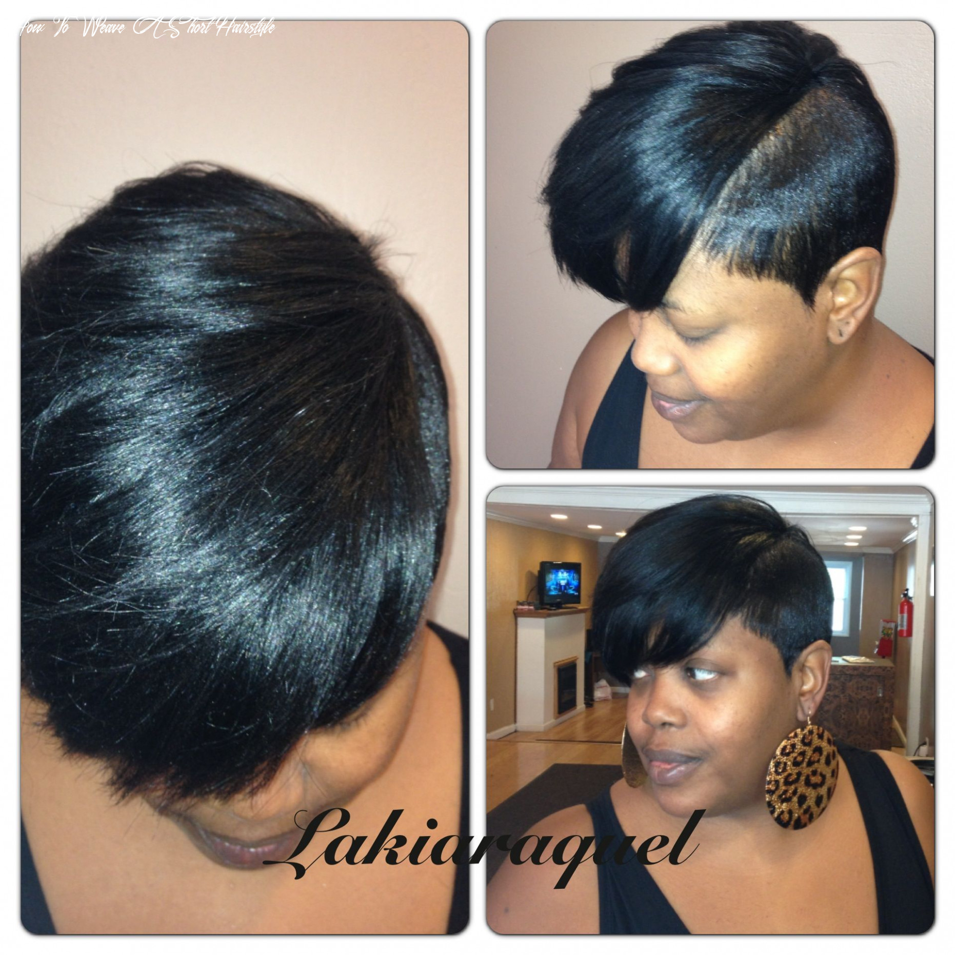 Short partial quick weave | quick weave hairstyles, weave bob