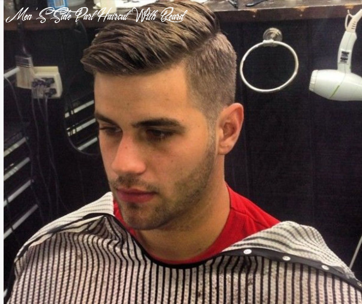 Side part hairstyles for men | coiffeurs pour homme, coiffure