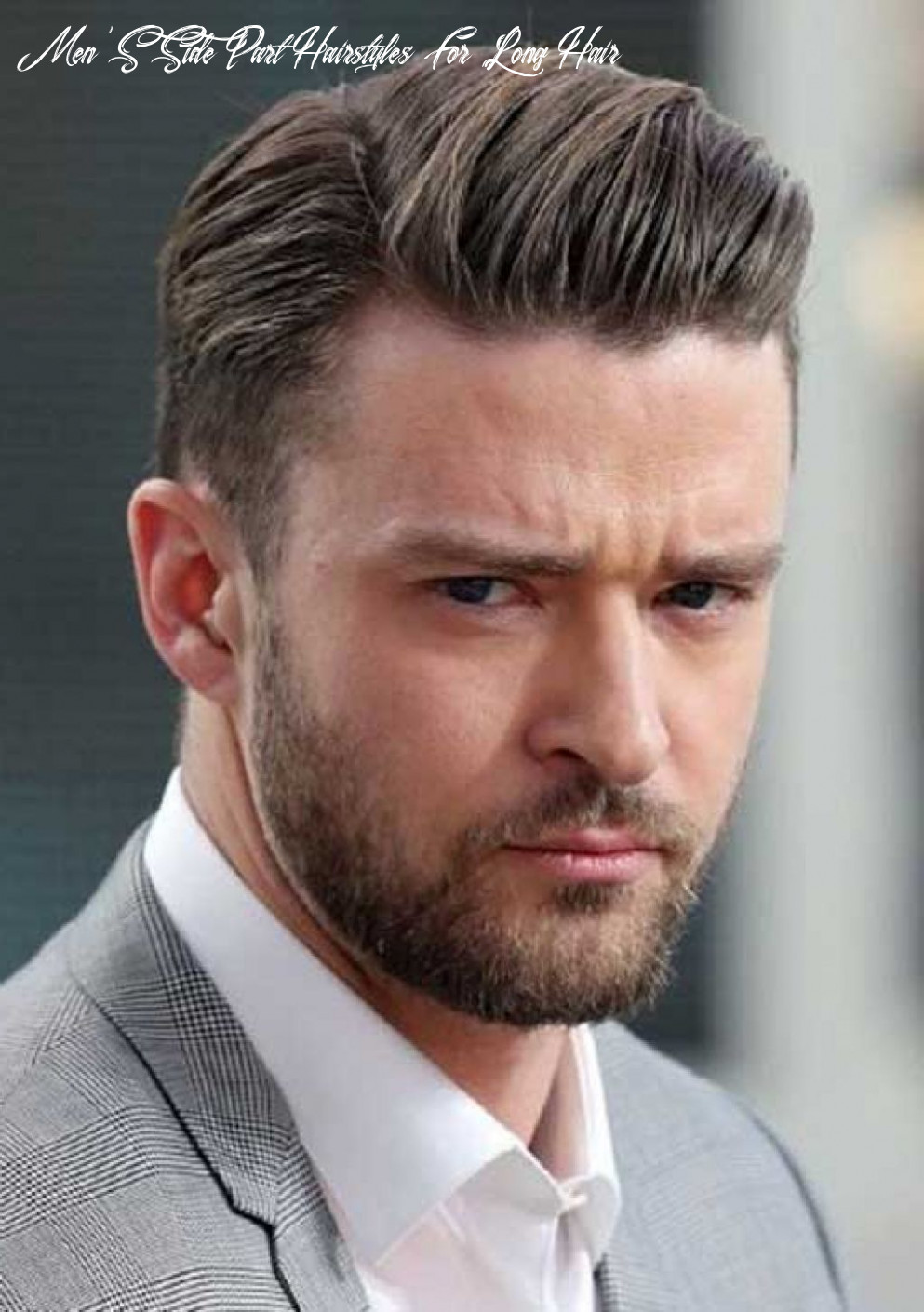Side parted hairstyles for men   older mens hairstyles, mens