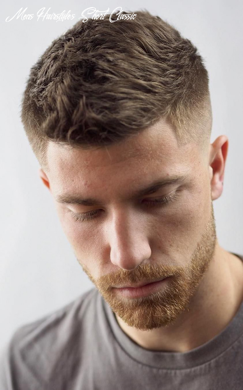 Stay timeless with these 10 classic taper haircuts | mens haircuts