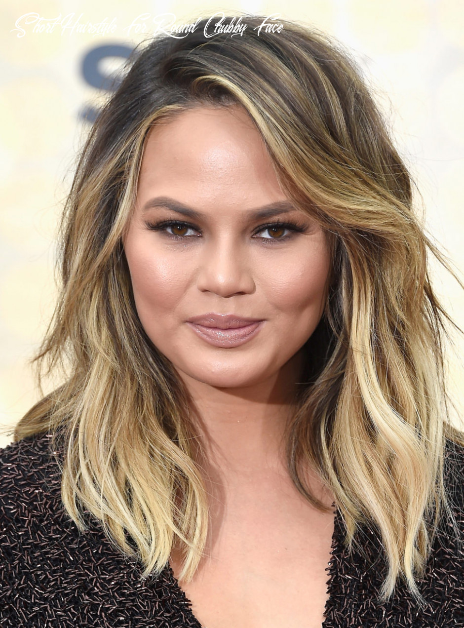 Style : 11 best hairstyles for round faces along with style 11