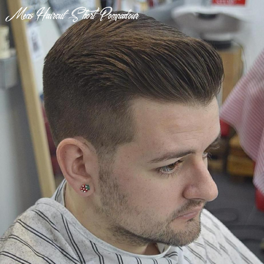 The 11 new short haircuts for men to look very hot in 11 and