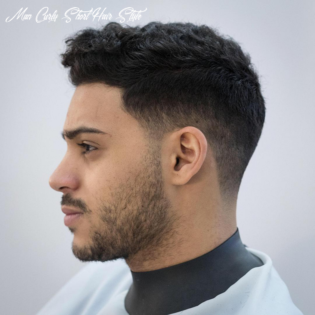 The 12 best curly hairstyles for men | improb man curly short hair style