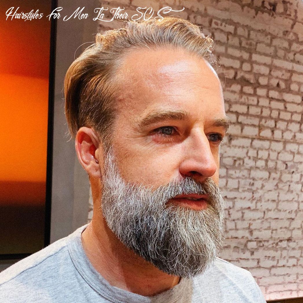 The 9 best haircuts for older men the modest man hairstyles for men in their 50s