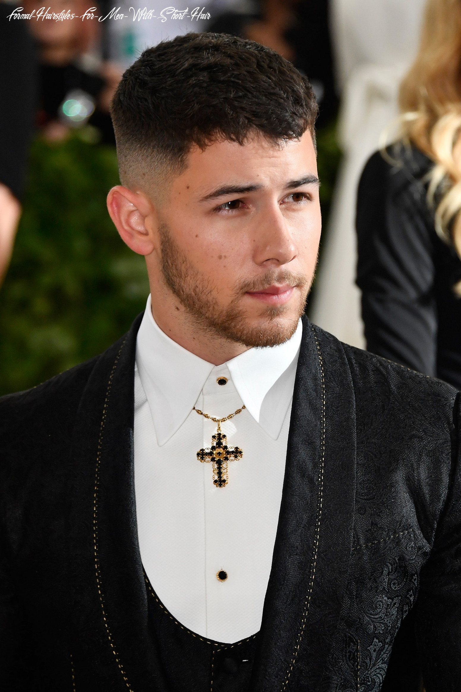 The best short haircuts for men this summer   gq formal hairstyles for men with short hair