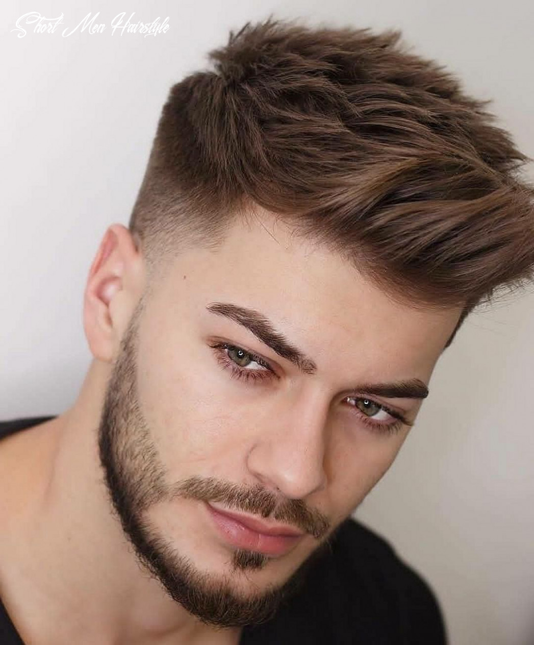 Top 11 short men hairstyle ideas that look more cool in 11   men