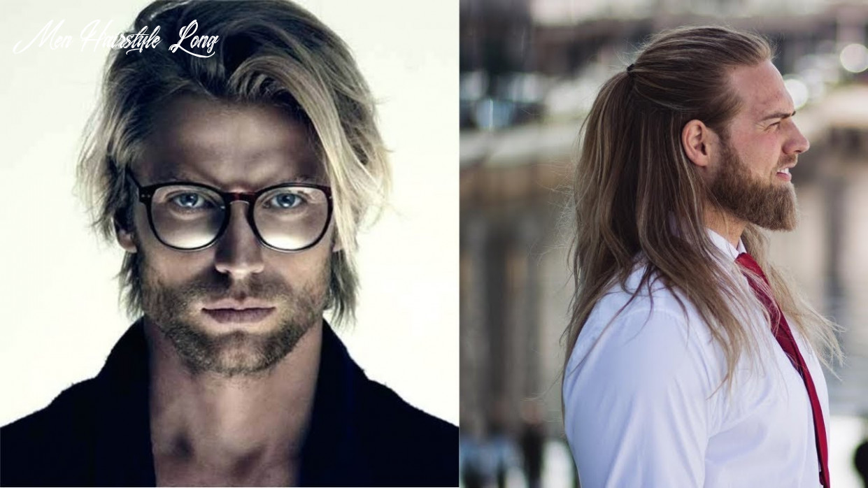 Top 11 stylish long hairstyles for men 11 men with long hairstyles | longer hairstyles video! men hairstyle long