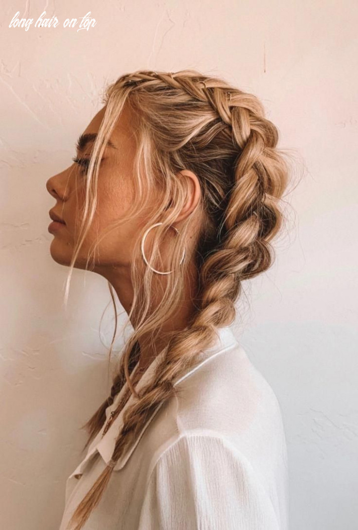 Top 12 all the rage looks with long box braids   hair looks