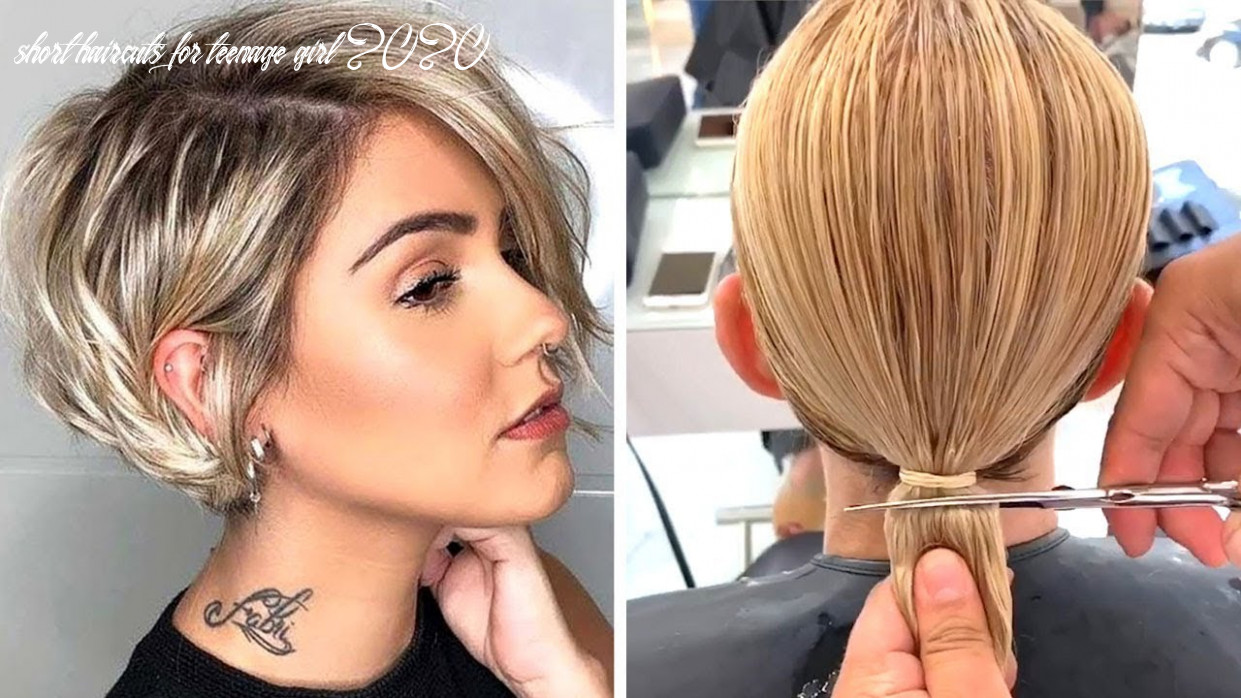 Top 12 hair trends 12 | all hottest pixie & short bob cut compilation | trendy hairstyles women short haircuts for teenage girl 2020