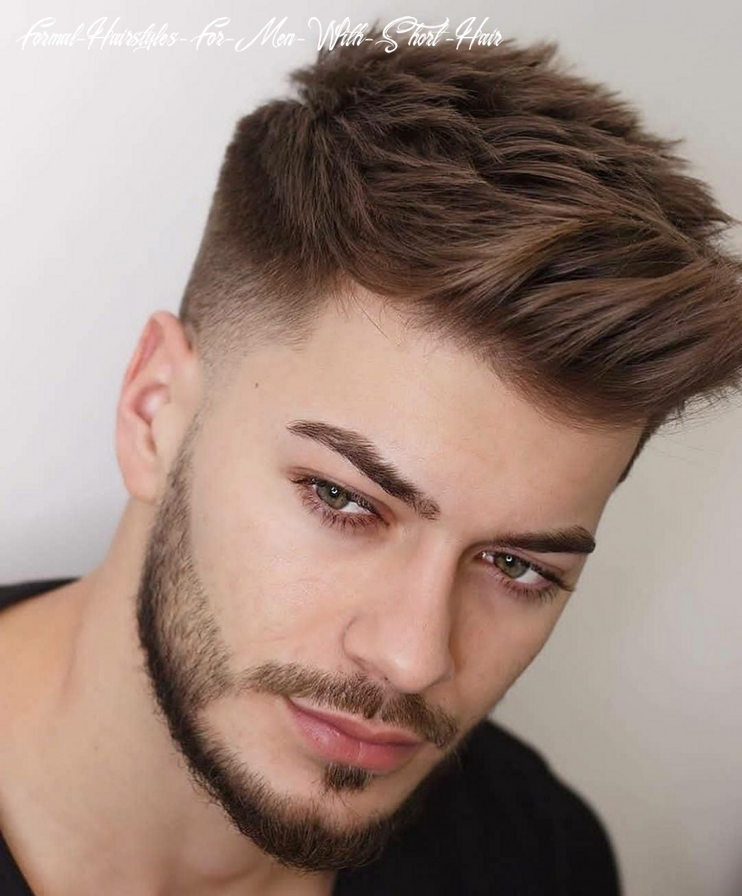 Top 12 short men hairstyle ideas that look more cool in 12   men