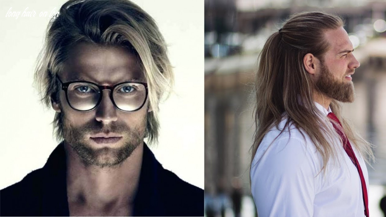 Top 12 stylish long hairstyles for men 12 men with long hairstyles   longer hairstyles video! long hair on top