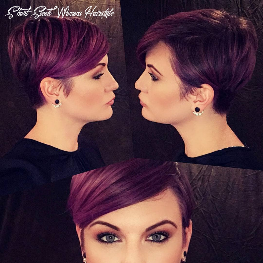 Top 8 most flattering pixie haircuts for women, short hair styles
