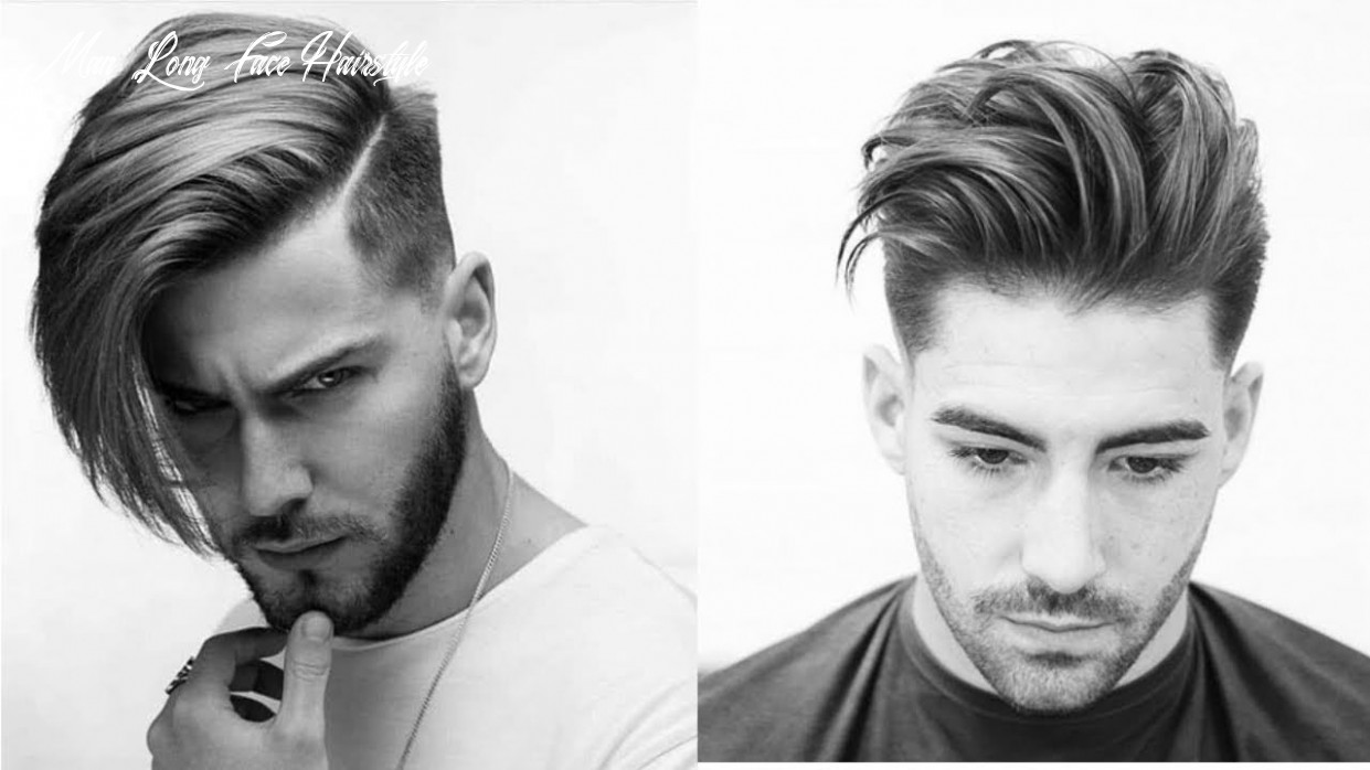 Top 9 stylish hairstyles for long face men 9 best long face hairstyles for men 9 man long face hairstyle