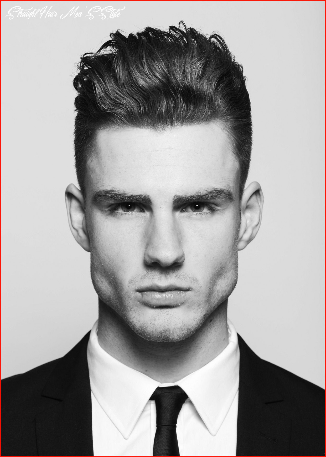 Top long hairstyles for men with straight hair gallery of