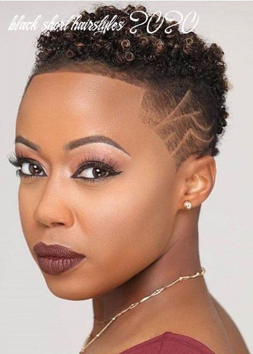 Top short hairstyles for black women 12 to 12   natural hair