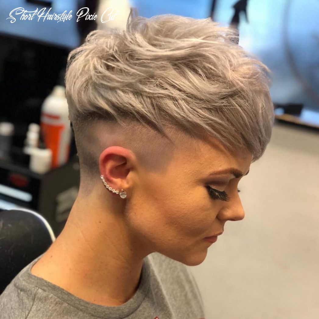 Trendy very short haircuts for women 9 trends in 9