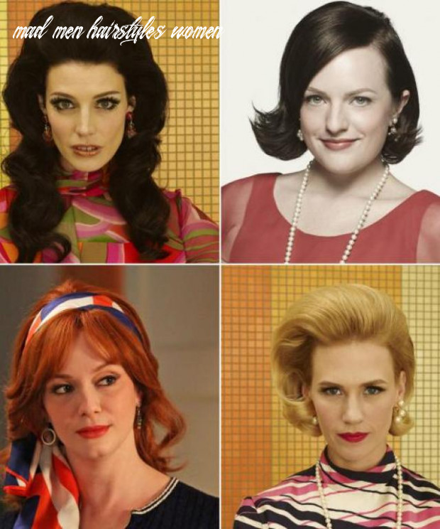 Try on hairstyles from mad men | instyle mad men hairstyles women