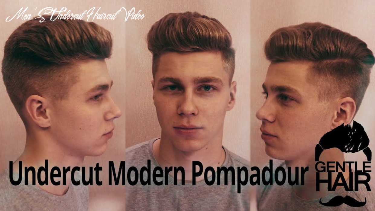 Undercut modern pompadour (with images) | haircuts for men, modern
