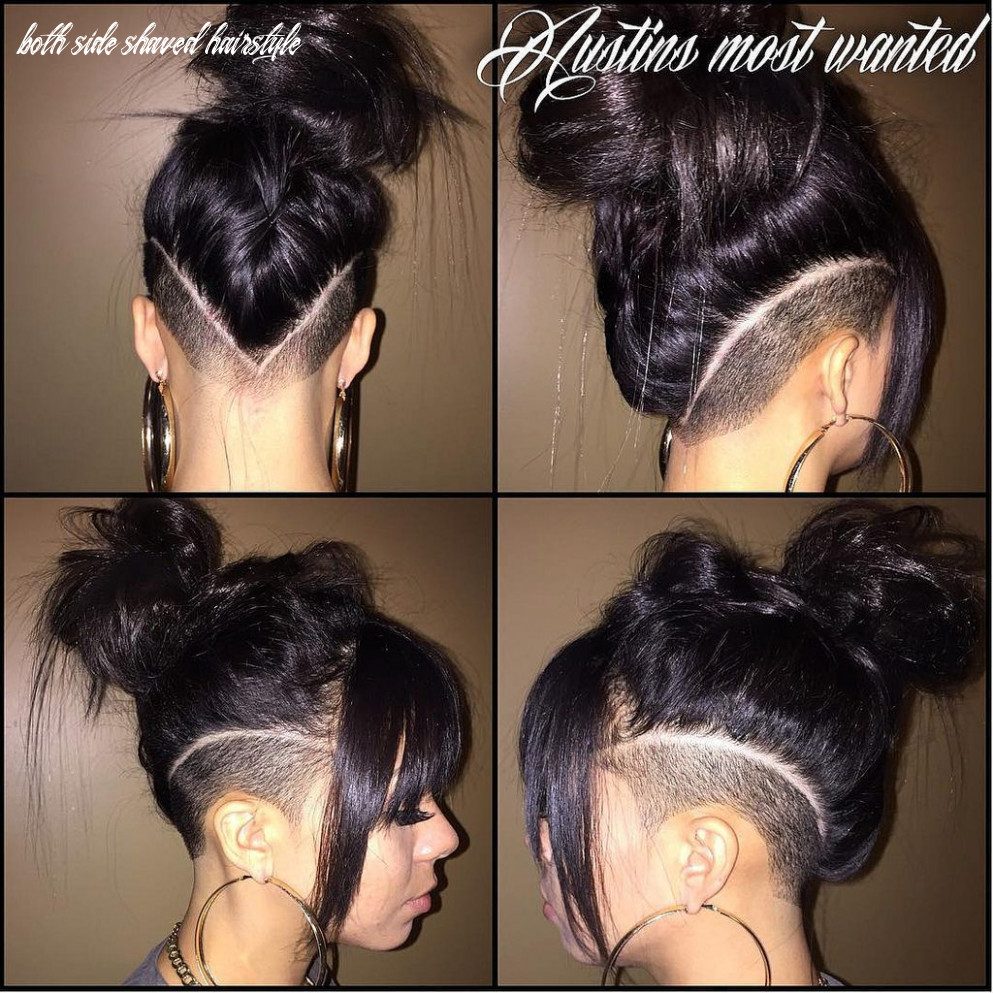 Undercut over the ear   hair styles, shaved side hairstyles