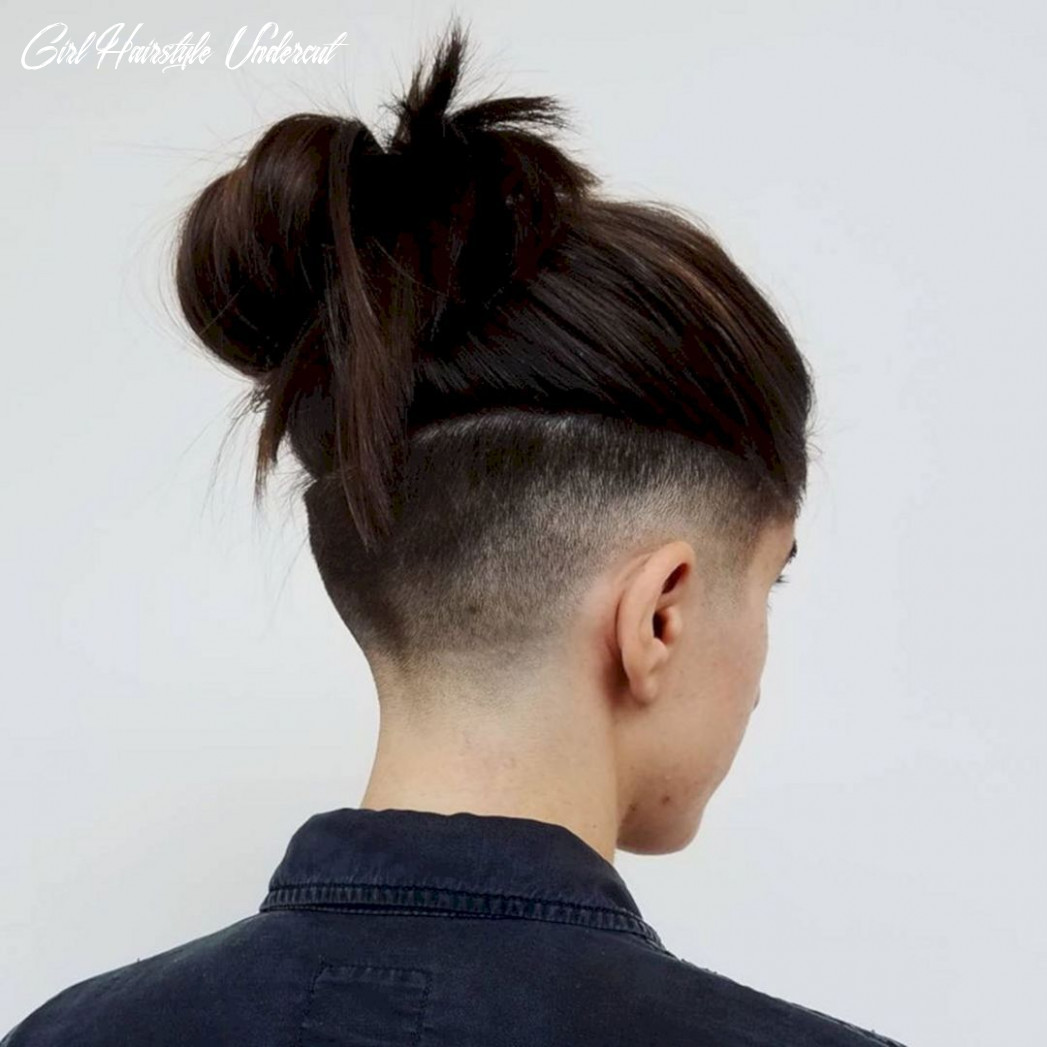 8 cool and easy hairstyle ideas for women look beauty   undercut