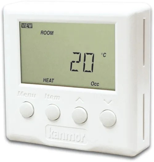 Uponor Thermostat Programmable