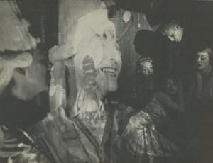 Film still from Inauguration of the Pleasure Dome