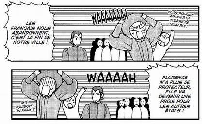 Le Prince de Machiavel retranscrit en manga, de quoi réviser sa philo