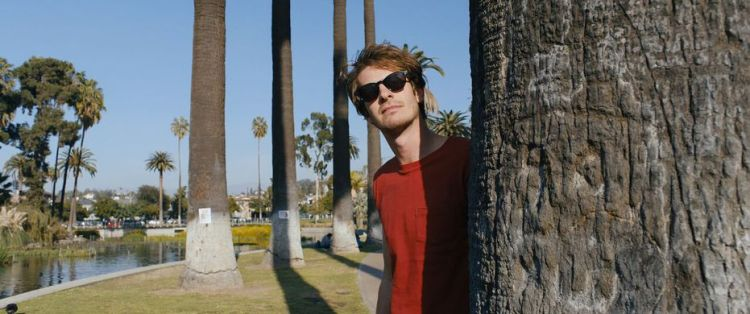 New Images of Andrew Garfield In UNDER THE SILVER LAKE ...
