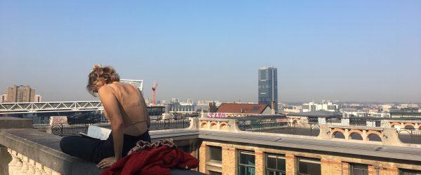 Vivre, lire, ne pas travailler, à Bruxelles
